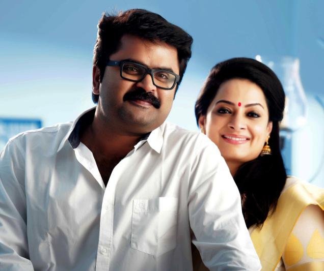 ANOOP_MENON and keshma
