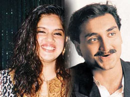 Aditya Chopra and Payal