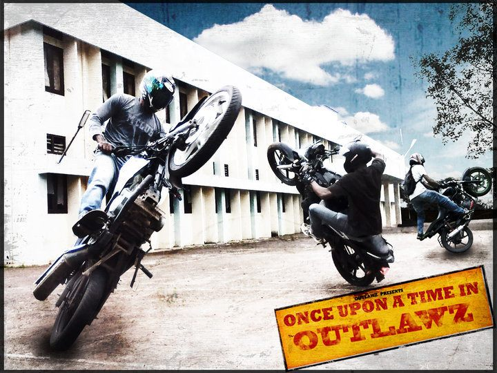 Exclusive Interview with a Famous Bike stunting group in Kerala.